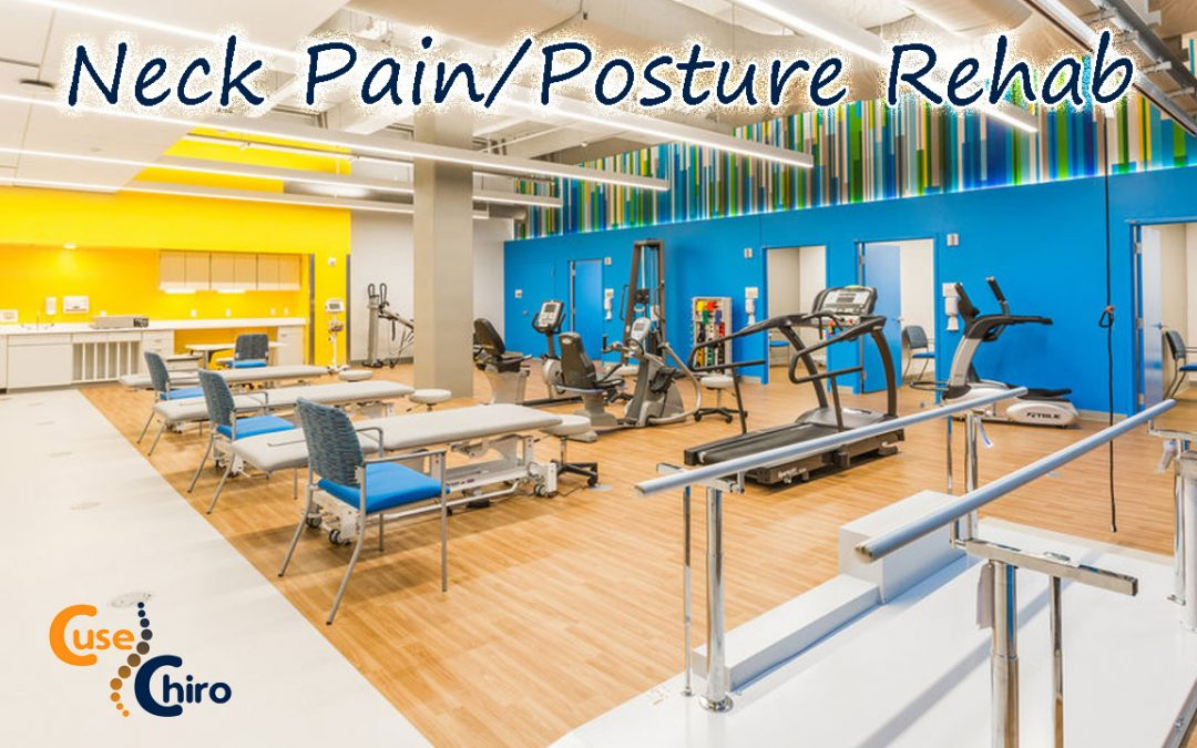 Downtown Syracuse Chiropractor Dr. Eric Saxton shows 5 exercises for neck pain and posture